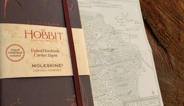 Moleskine Hobbit