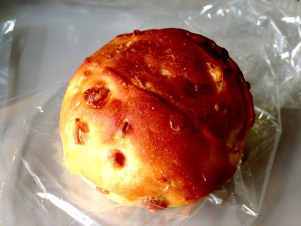 ピーナツバターのパン