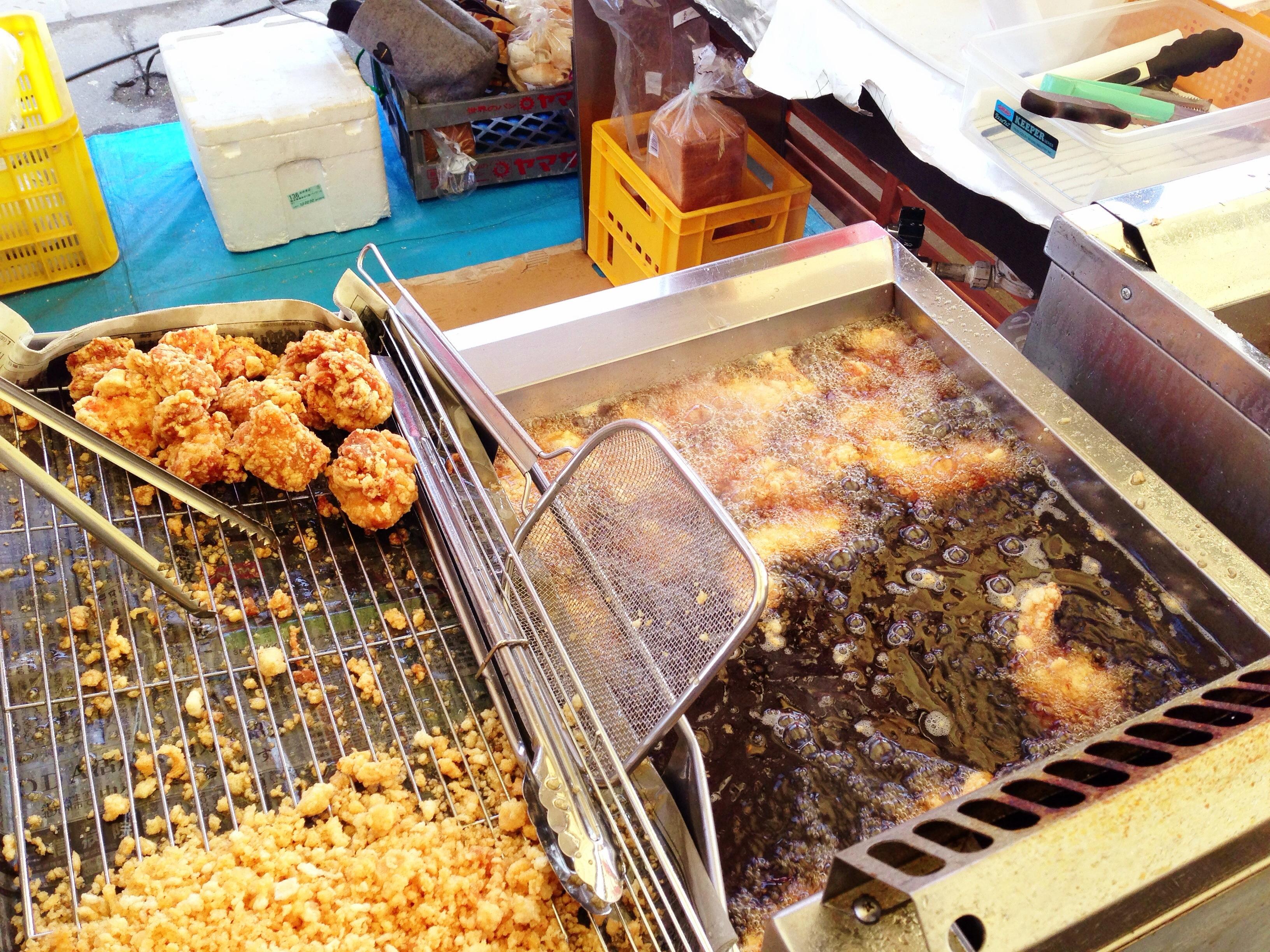 【糸島】伊都菜彩の「第13回食べてんしゃい広場」で食べた唐揚げがジューシーで激ウマだった!