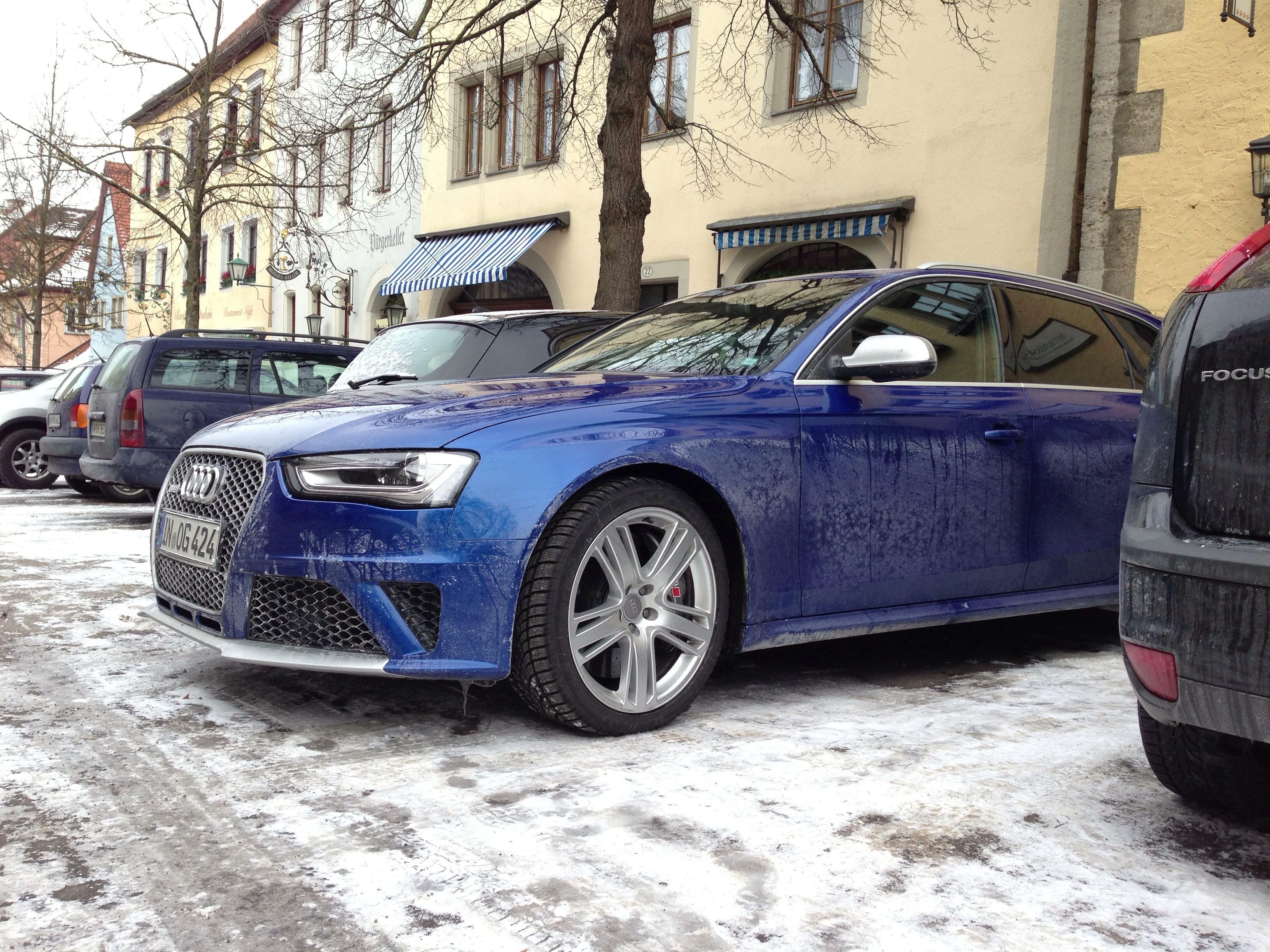 輸入車好きにはたまらない!ドイツで見かけたエキサイティングな車たち