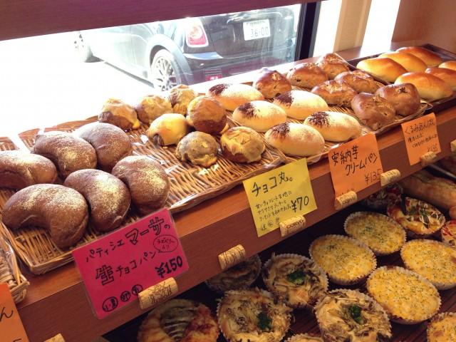 菓子パン系。