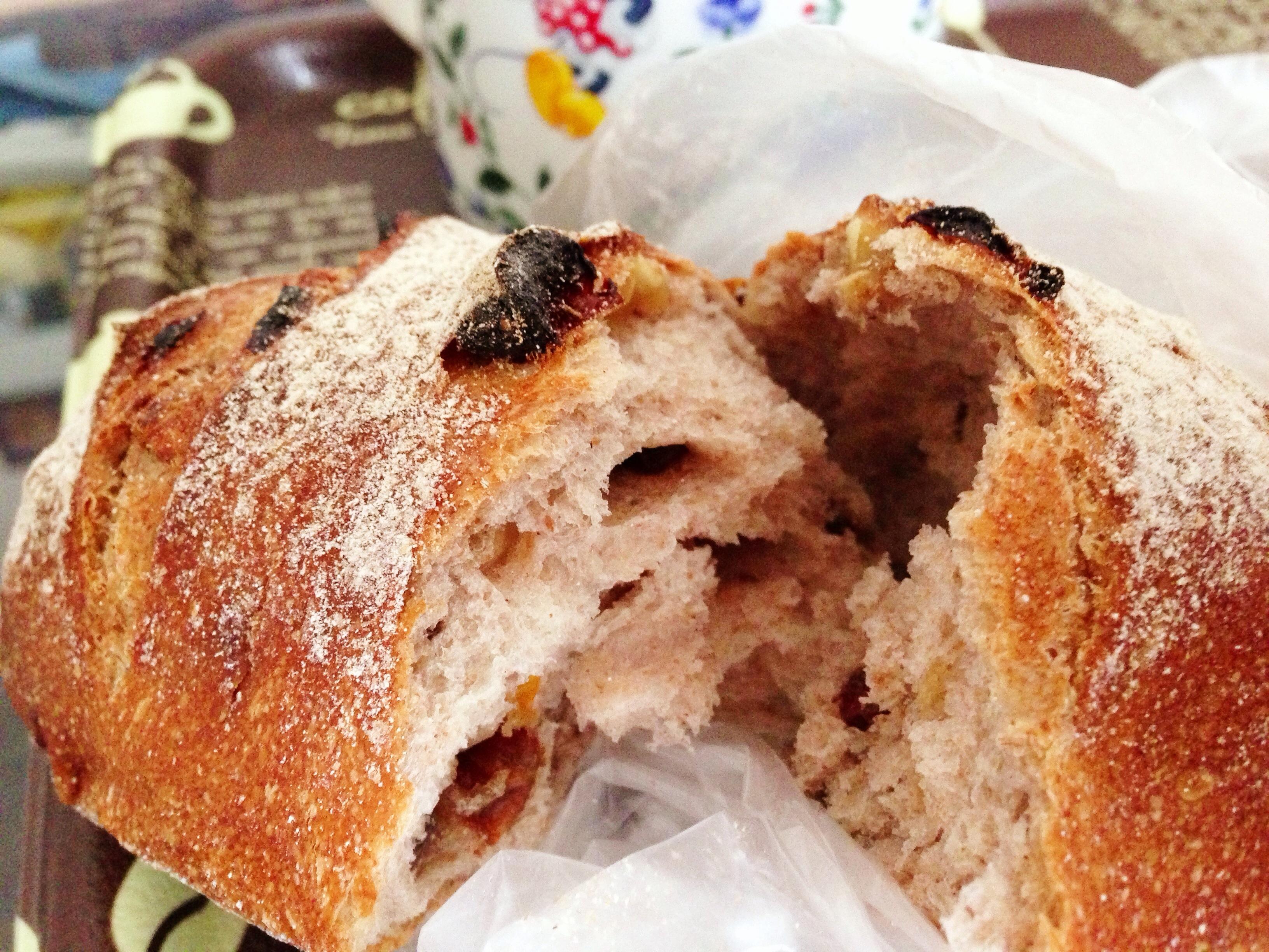 【食べた】フランスで修行したオーナーが焼くパン!本格的ながらも親しみやすい味「ル・パン・マーサ」