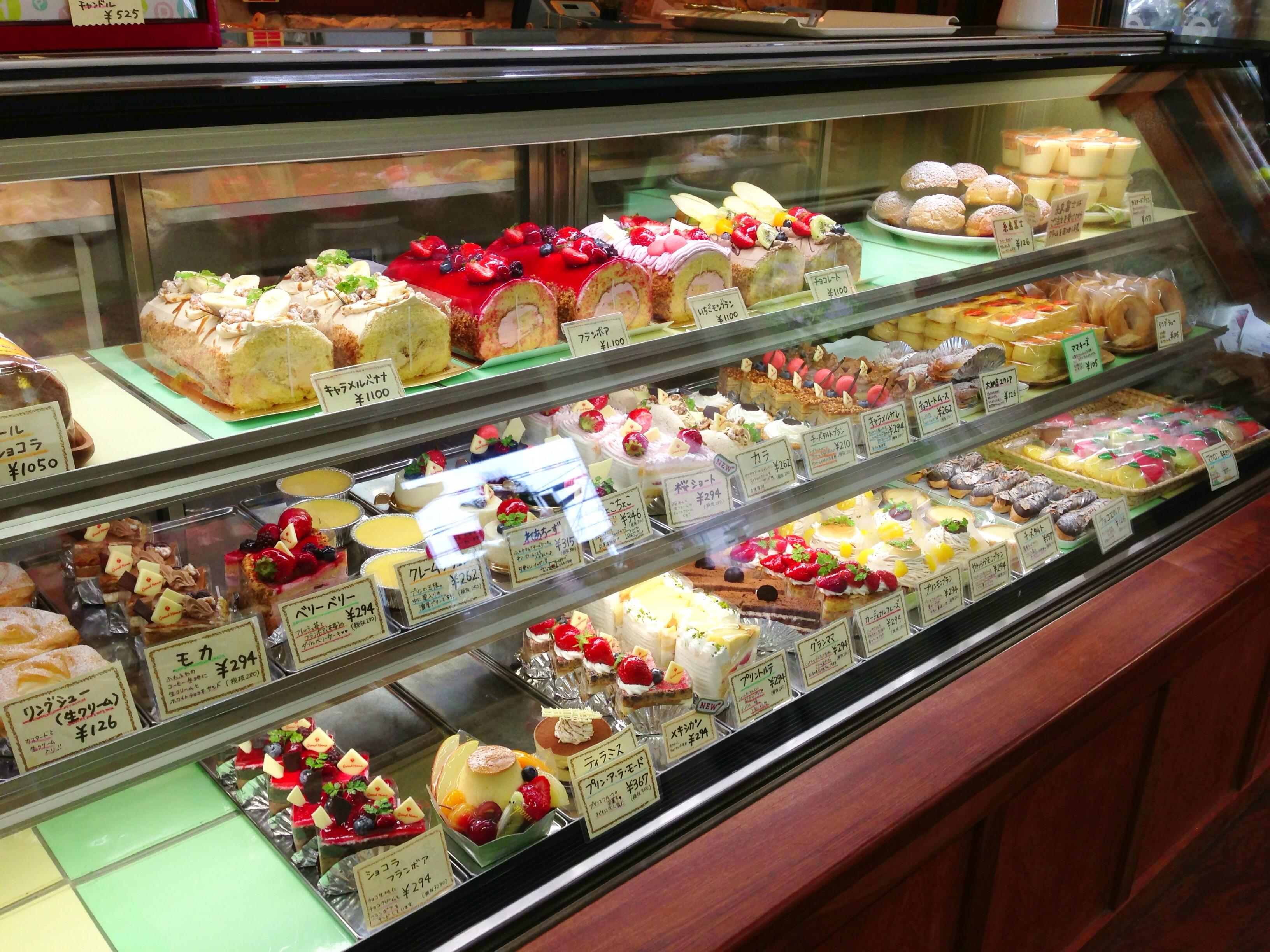 【糸島】安くて美味しいケーキならココ!普通に美味しいって大事です!「グランママ 前原店」