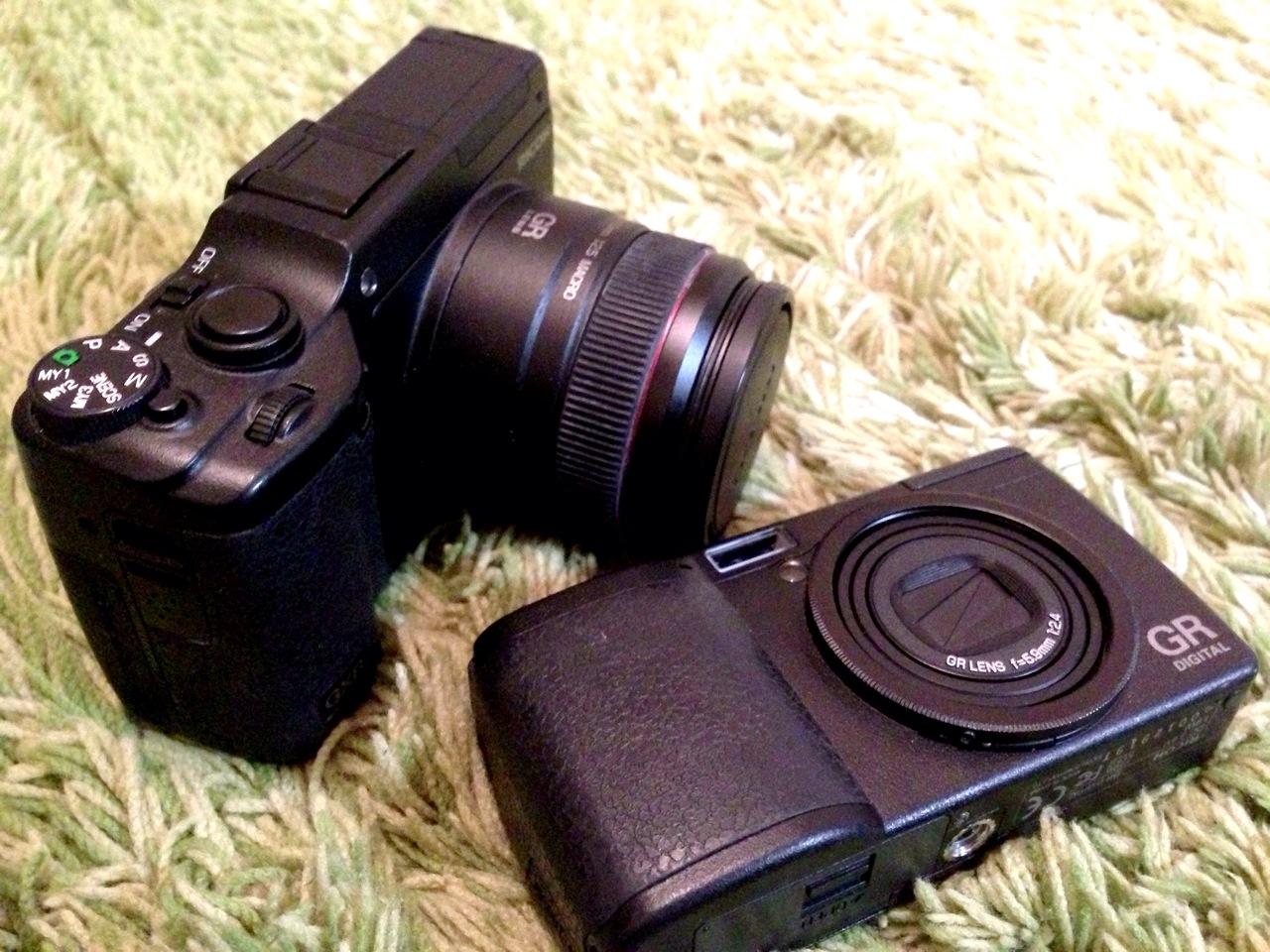 リコーのデジタルカメラGR DigitalとGXRを使い続けている理由は、単焦点レンズのおかげで直線がキッチリ直線で写るからだ!