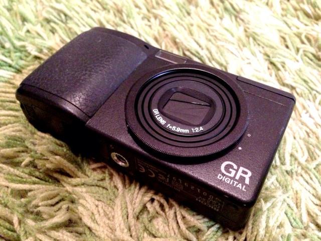 初代GR Digital!