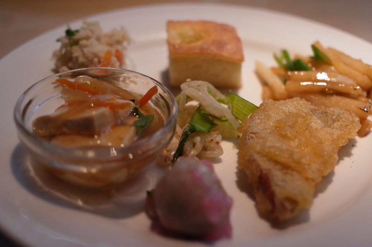 【食べた】野菜を中心とした美味しい創作料理をビュッフェでいただける!栗原はるみプロデュース「ゆとりの空間 キャナルシティ博多店」