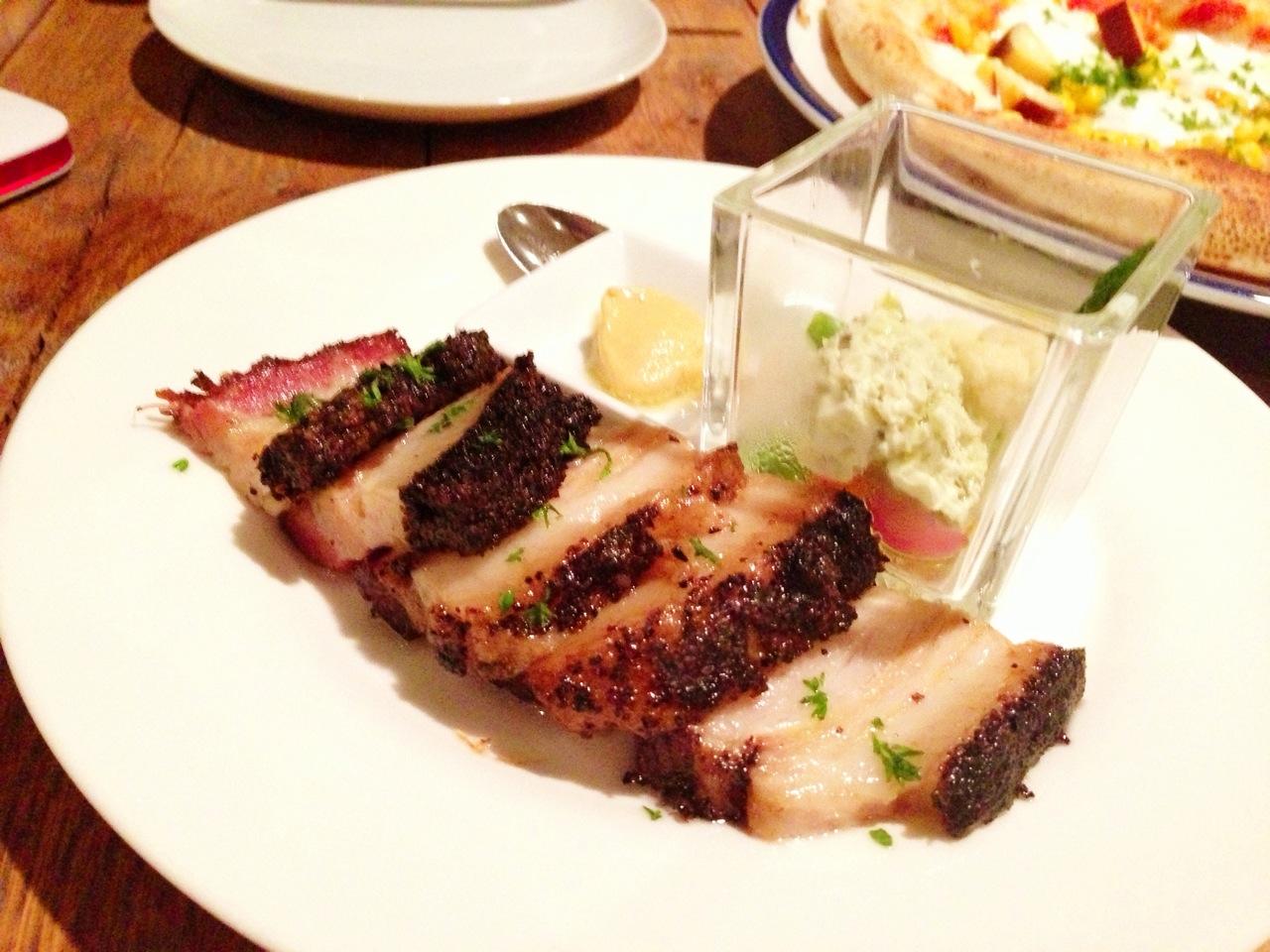 【食べた】一貴山豚などを使った糸島のブタ料理を楽しみながらワインをいただこう!「ソラブタ」