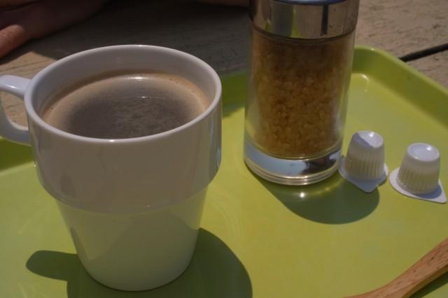 コーヒーも美味い!
