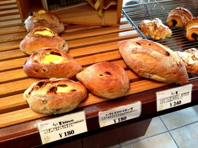 「ら・麦」という店名を冠したパンもあり!