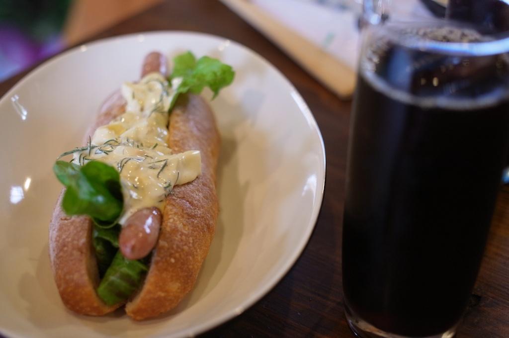 【糸島】本気で美味いホットドッグがいただける癒しの空間は、糸島の最新穴場スポット!九大生が運営しているカフェ「がやがや門」