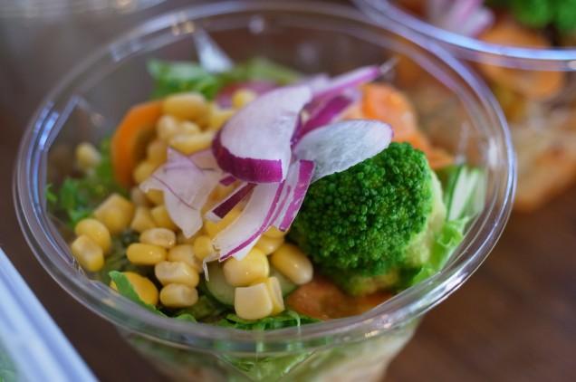 野菜サラダバージョン