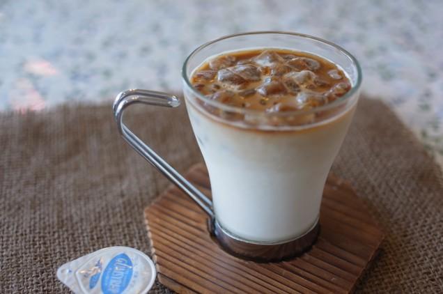 無糖氷コーヒー!