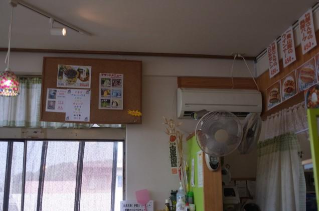 エアコン+扇風機で冷房を強化!