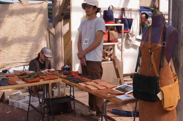 DURAMさんの革製品は素晴らしいです!福岡市西区の「木の葉モール」にもショップがありますよ!