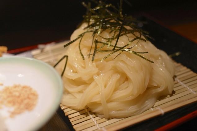 山盛りの麺!