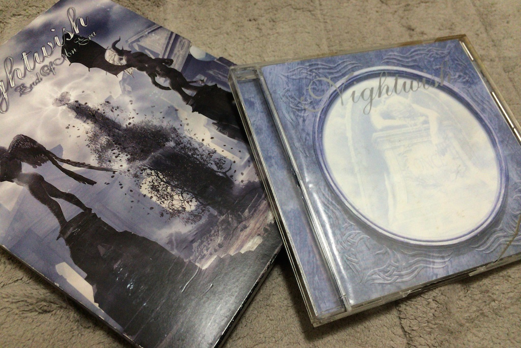女性ボーカルとヘヴィメタルの融合に成功したNightwishの代表作!「Nightwish / Once」