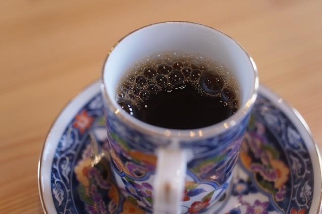 コーヒーもいただけます!
