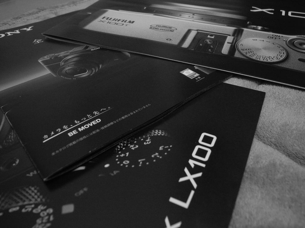 LX100・X100T・RX100!各社高級コンパクトデジタルカメラが熱い!