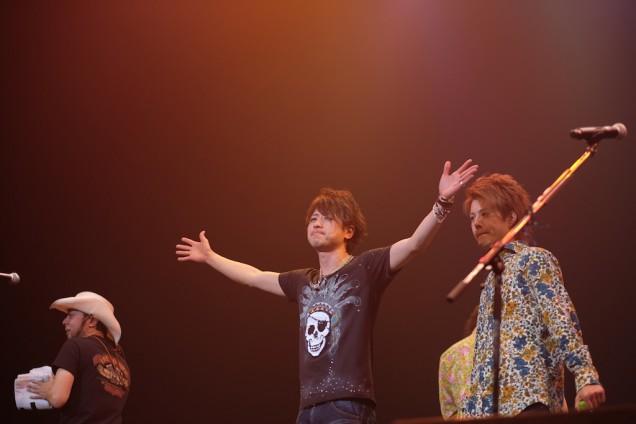 素晴らしいライブでした!