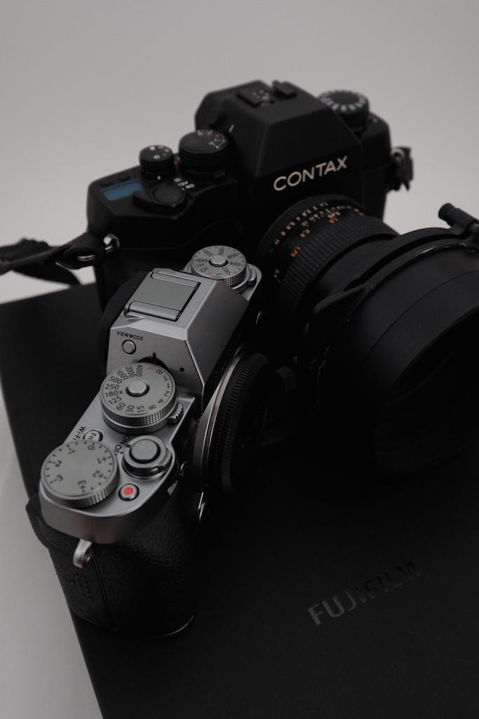 X-T1 Graphite Silver Edition – 富士フイルムの写りに惚れた!グラファイトシルバーのX-T1を購入!
