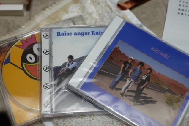 CDが3枚!