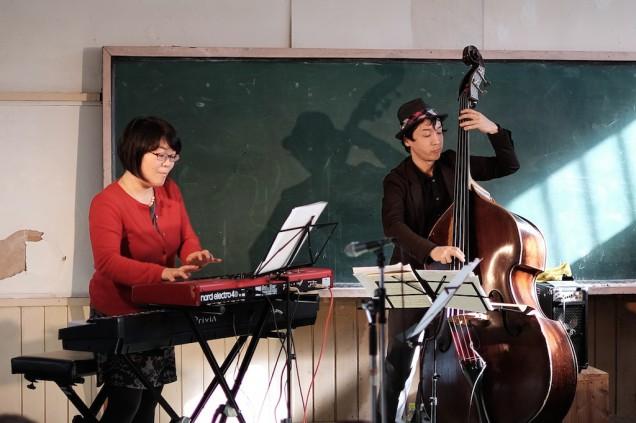 ピアノ、小森陽子。グランドピアノでの演奏を聴いてみたい!