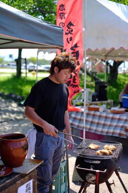 陶酔苑さんの炙り鯖鮨めちゃ美味いんですよね〜