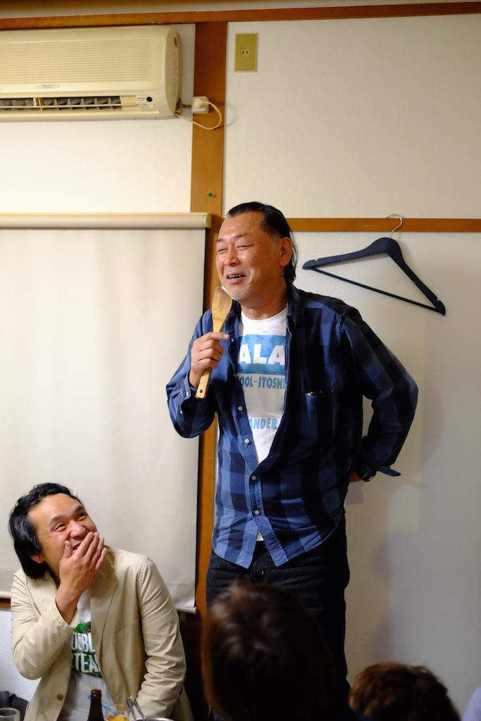 クマ祭り2015トキハキタ – ついに糸島のレジェンド山北さんも参加!