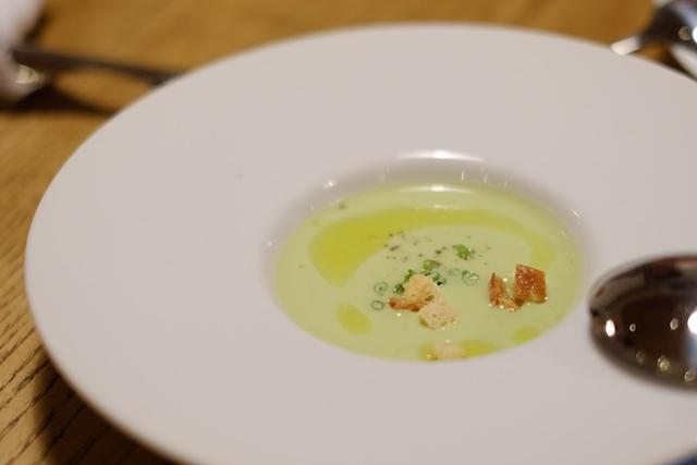 冷製スープ!