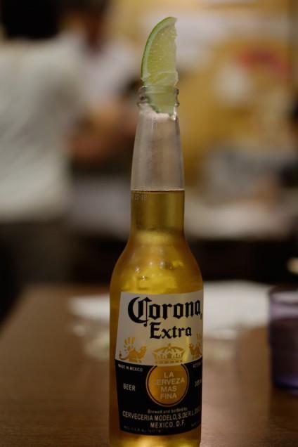 コロナビール!