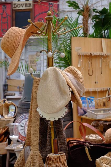 帽子やバッグも!