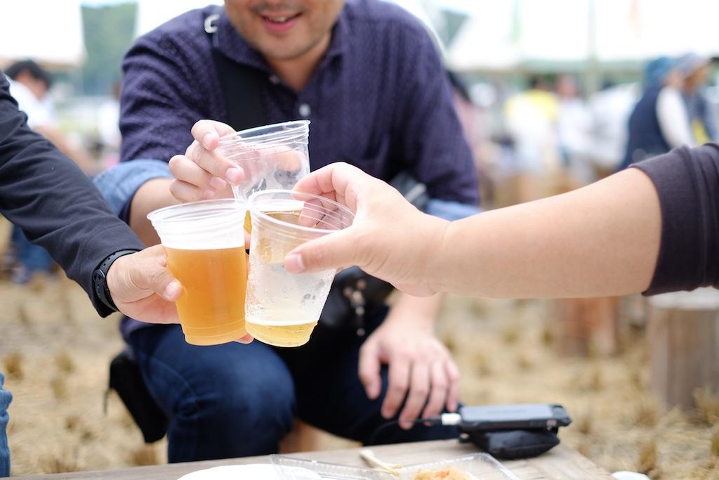 糸島ビアファーム2015 – 枝豆とビールを楽しめるイベントが今年もやってきた!