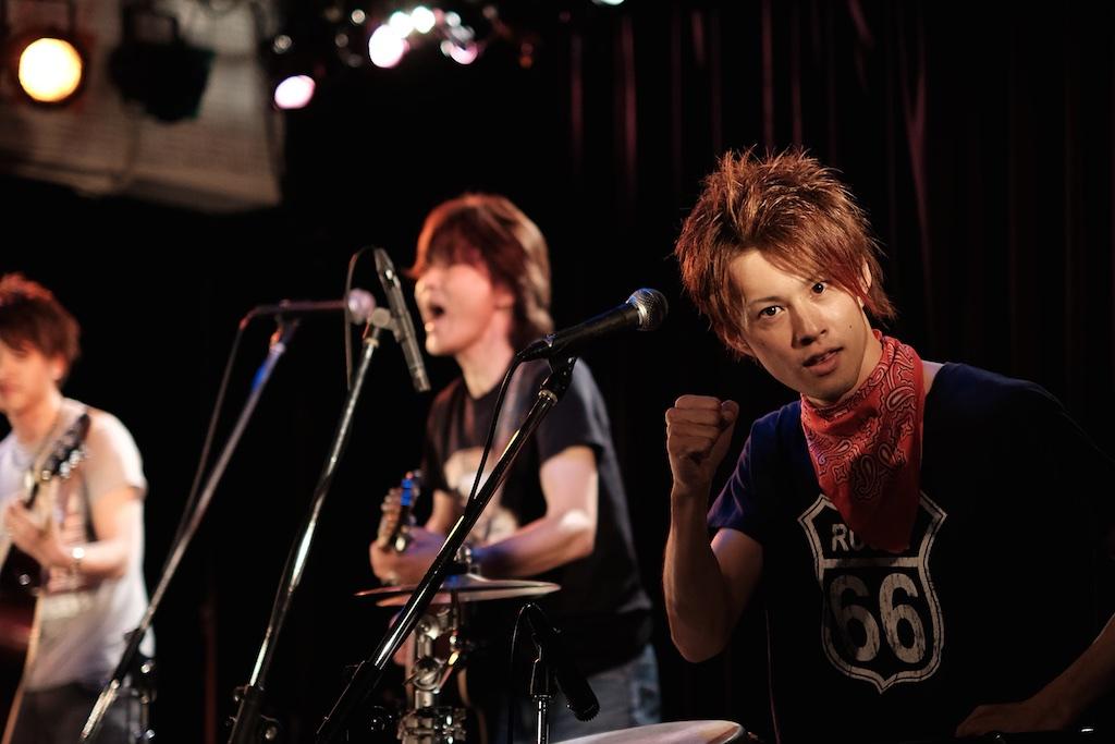 チキンナゲッツ Live in ROOMS – Going Down Tour 2015!関西から「ふらっと♭」「作人」二組のゲストも!