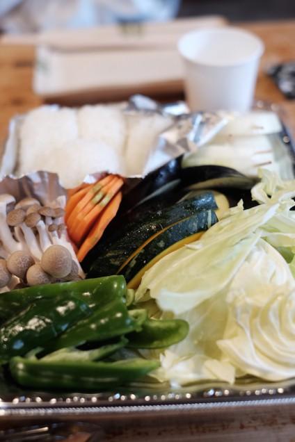 野菜とおにぎりも惣菜畑がんこさんより!