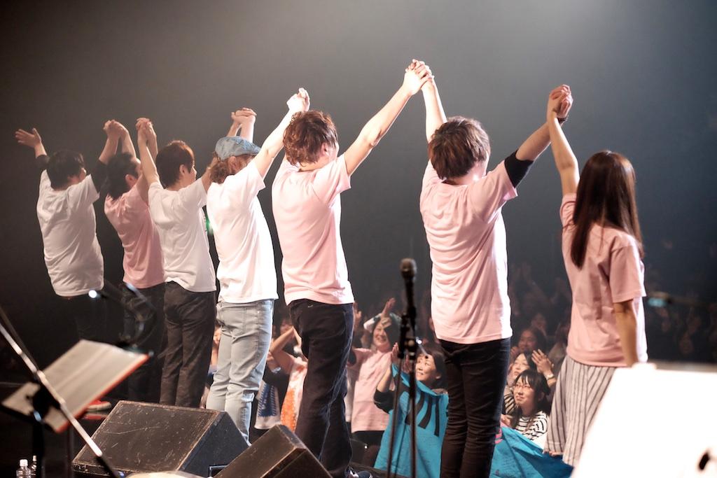 立川翼 My Home Tour 2016 Final Zepp Fukuoka – 感動のライブの様子を写真でお届けする後編!