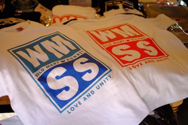 WILD MART – サンセットとワイルドマートのコラボTシャツが限定販売!