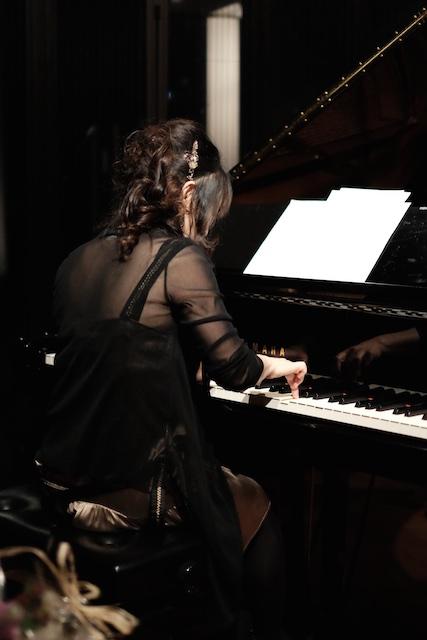 武田さんのピアノも素晴らしい