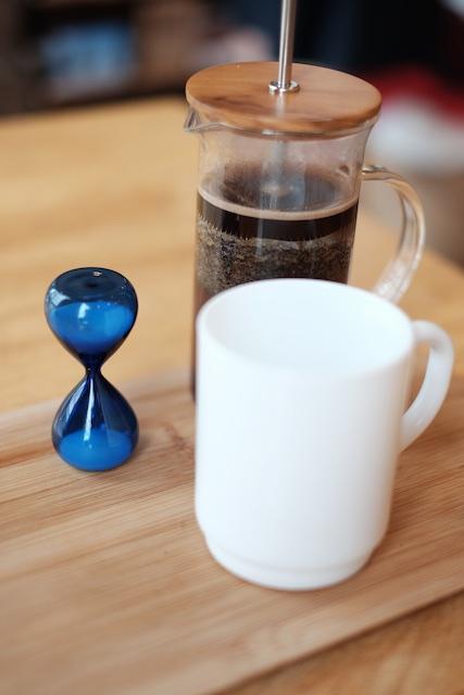 このコーヒーだけでも大満足できます!