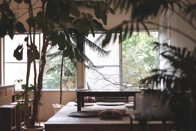 座敷のような空間