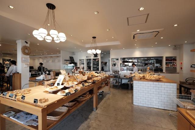 パン販売ゾーン(福吉ジャズの時に撮影した写真)