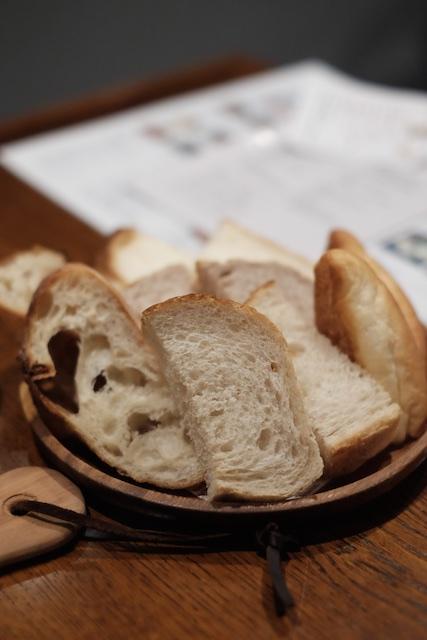 同時にパンも!