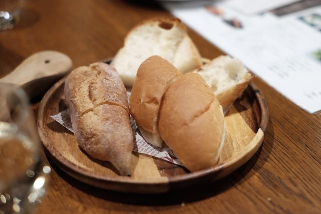 パンを追加して…