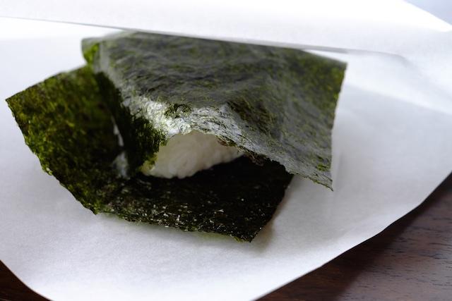 kotokoto kitchenの「またいちの塩むすび」!