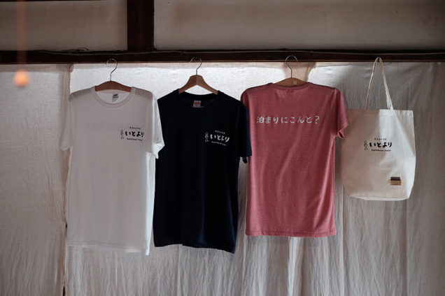 いとよりTシャツも!