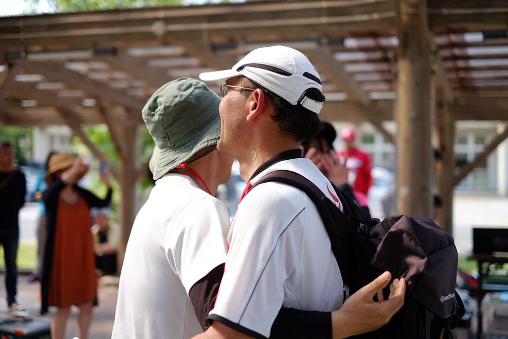 糸島三都110キロウォーク – 2日目は加布里漁港から志摩中央公園のゴールまで!
