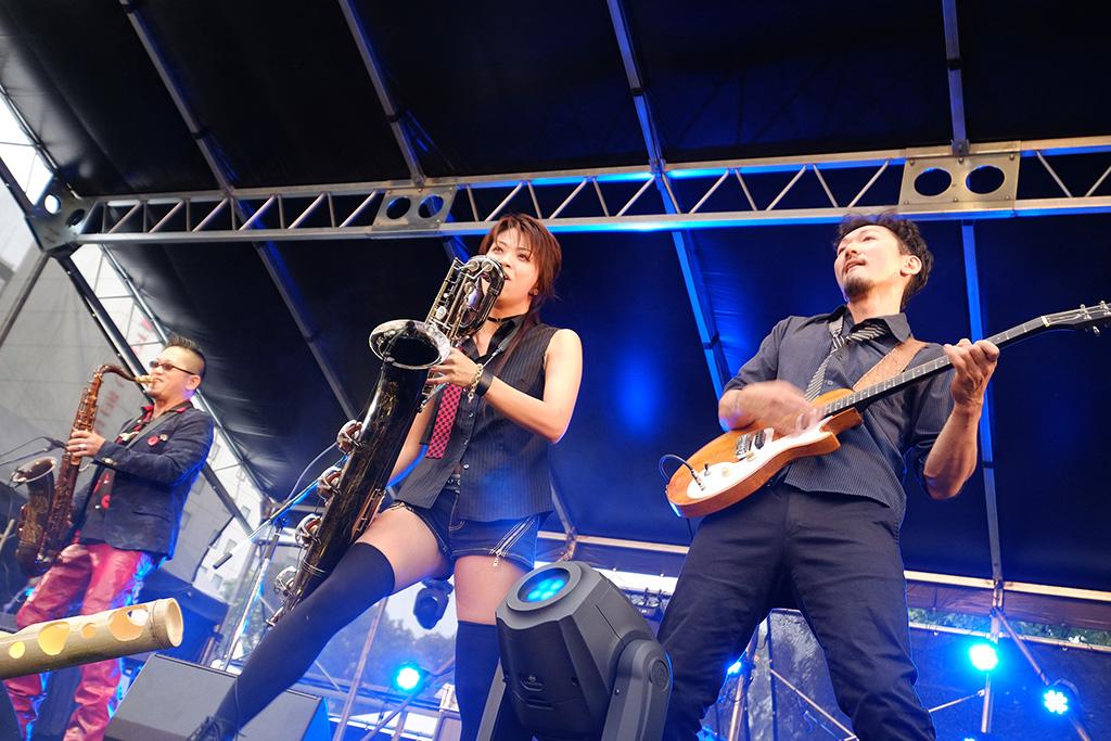 熊本マチナカ音楽祭で感じた熊本の熱気!